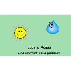 Luce ed Acqua
